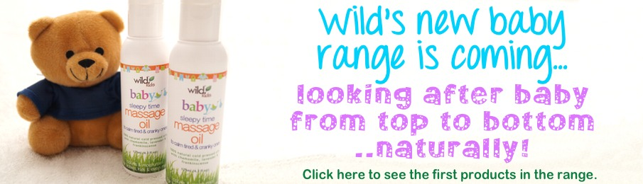 Wild Natural Organic Baby Products