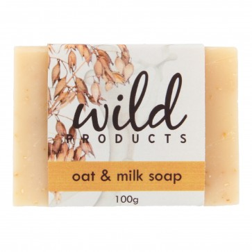 Oat and Milk Soap