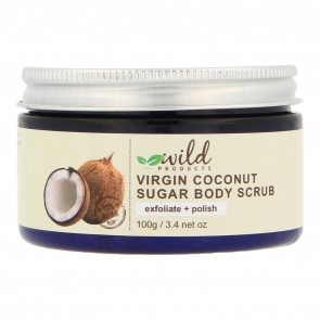 Virgin Coconut Sugar Body Scrub