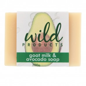 Goat Milk & Avocado Soap