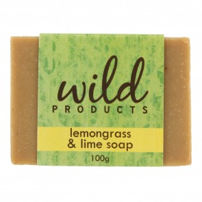 Lemongrass & Lime Handmade Soap