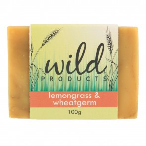 Lemongrass & Wheatgerm Handmade Soap