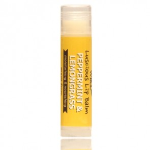 Lip Balm Peppermint & Lemongrass