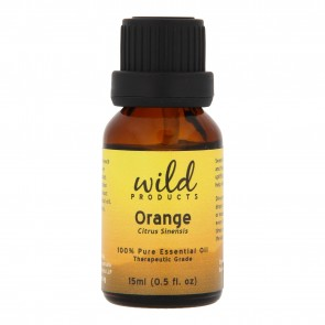 Orange, Sweet Australian (Citrus Sinensis) - 15ml, Orange Essential Oil, singapore essential oil